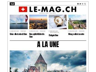 Magazine Suisse