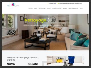 Votre entreprise de nettoyage à Nîmes: Nova Clean