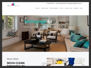 Nettoyage à Perpignan avec Nova Clean