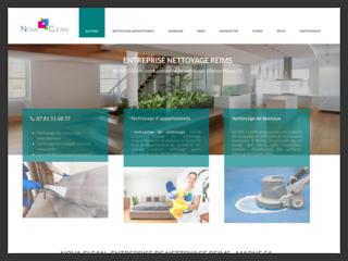 Nova Clean: entreprise de nettoyage à Reims