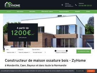 Réalisez la rénovation de votre habitat en Normandie avec ZY HOME