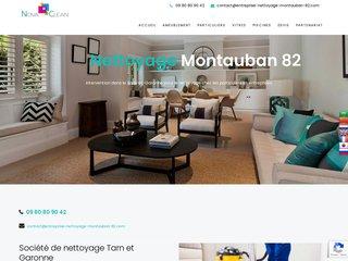 Services de nettoyage à Montauban, Tarn (82): Nova Clean