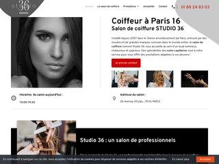 Faites appel à STUDIO 36 à Paris 16 pour votre lissage brésilien
