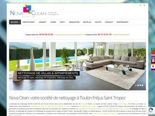 Entreprise de nettoyage à Toulon: Evolution Services