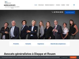 Cabinet d'avocats à Dieppe et Rouen