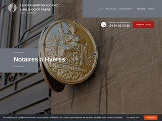 Office notarial à Hyères