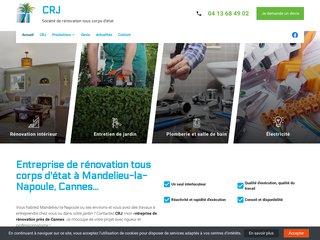 CRJ, entreprise de rénovation de bâtiment