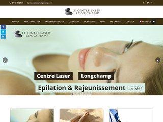 Longchamp : votre centre médical laser à Nice