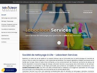 Société de nettoyage à Lille : Laboclean Services