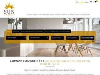 Agence immobilière Toulon
