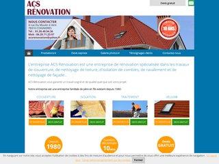 ACS rénovation