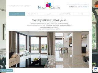Votre spécialiste du nettoyage après décès en France: Nova Clean