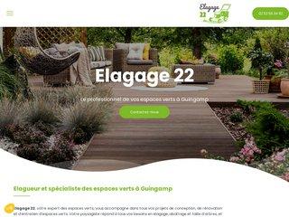 Elagueur à Guingamp, Elagage 22