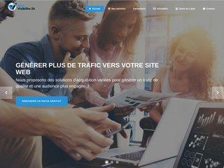 Agence web et référencement SEO en Tunisie