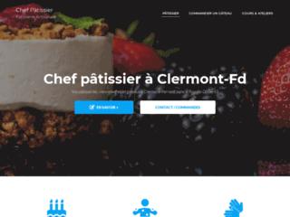 Chef pâtissier cake designer 63