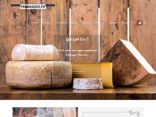 Trouvez du bon fromage