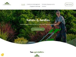 Spécialiste d'entretien de jardin à Nivelles