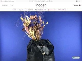 Inaden : Sacs à main tendance & bijoux chics pour femme