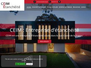 CEIM - Entreprise d'étanchéité à Bordeaux, Auch et Agen