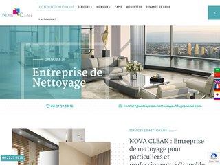 Entreprise de nettoyage à Grenoble en Isère (38)