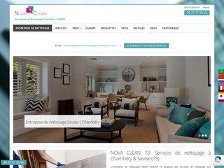 Services de nettoyage à Chambéry: Nova Clean