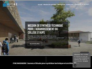 Bureau d'étude ITHE ingénierie à La Farlède