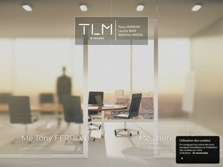 Cabinet d'avocat Tony Ferroni Toulon