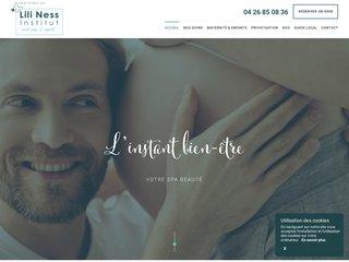 Centre de beauté Lili ness institut à Lyon