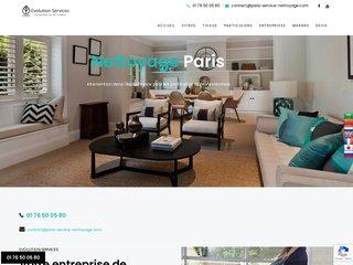 Société de nettoyage à Paris et Ile de France