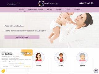 Votre microkinésthérapeute pour enfant à Aubagne