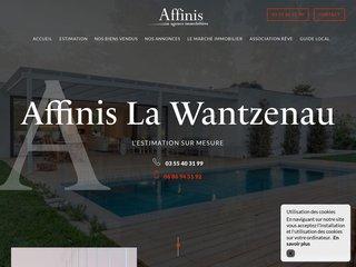 Affinis Immobilier : l'agence qui estime vos biens à La Wantzenau