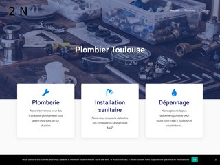 Entreprise de plomberie à Toulouse