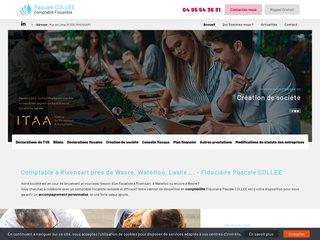 Cabinet d'expertise en comptabilité et fiscalité sur Rixensart