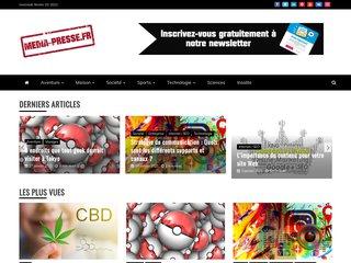 Media-Presse - La presse libre