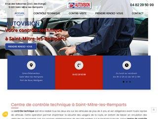 Votre contrôle technique à Port-de-Bouc