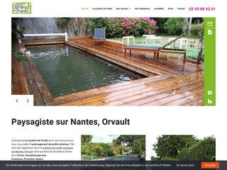 Création de piscine dans le département de Loire-Atlantique