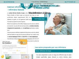Infirmiere liberale à Avignon