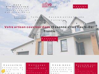 Nettoyage de toiture à l'Essonne