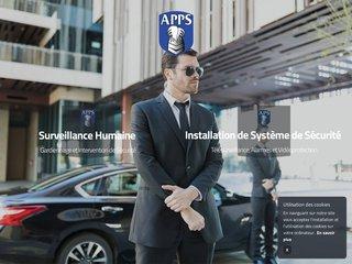 Contactez la société de sécurité privée APPS à Aubagne