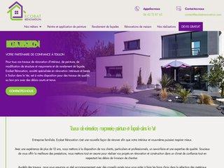 Ecobat rénovation Toulon