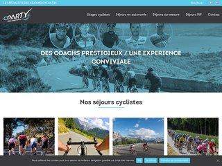 Cparty Bike Experience : un suivi sérieux et efficace