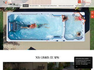 Acheter un Caldera Spas en Occitanie chez Sommum Wellness