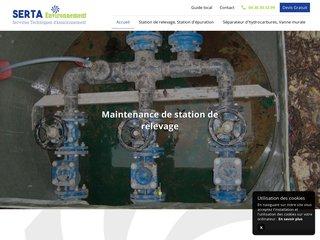 Installer votre station de relevage à Mimet avec Serta environnement