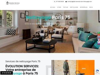 Société de nettoyage en Ile de France et Paris