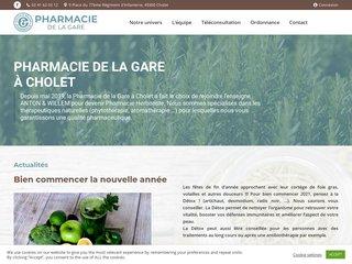 Pharmacie de la gare à Cholet