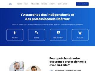 L&A Life - Courtier en Assurances TNS pour indépendants