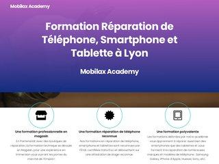 Formation Réparation Smartphone, la formation utile