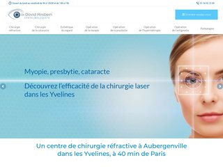 Dr Hirsbein ophtalmologue dans les Yvelines - Chirurgie yeux