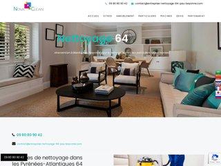 Votre entreprise de nettoyage à Pau: Nova Clean