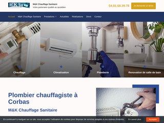 M&K Chauffage Sanitaire